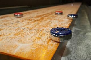 SOLO® Shuffleboard Movers Medina, Ohio.